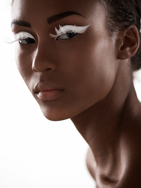 Bold + gorgeous! #beauty #makeup #make-up