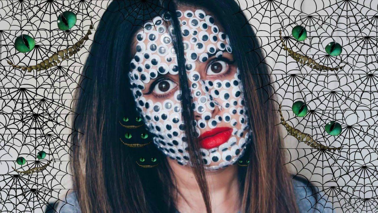Googly Eyes Halloween Makeup Halloween makeup, Beauty