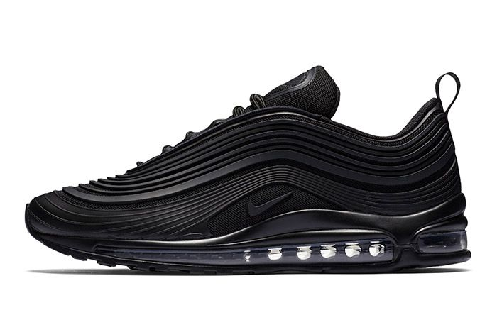 If Bruce Wayne Designed An Air Max 97 Sneakers Fashion Nike Air Max Running Shoes For Men