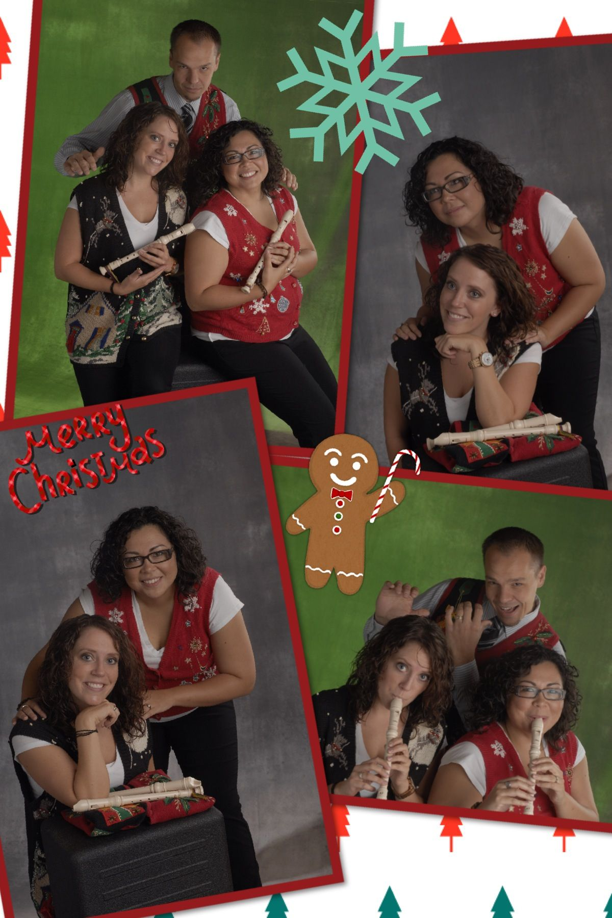 Christmas wishes from Recorder Club '88!