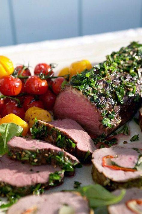 Photo of Herbal beef fillet recipe