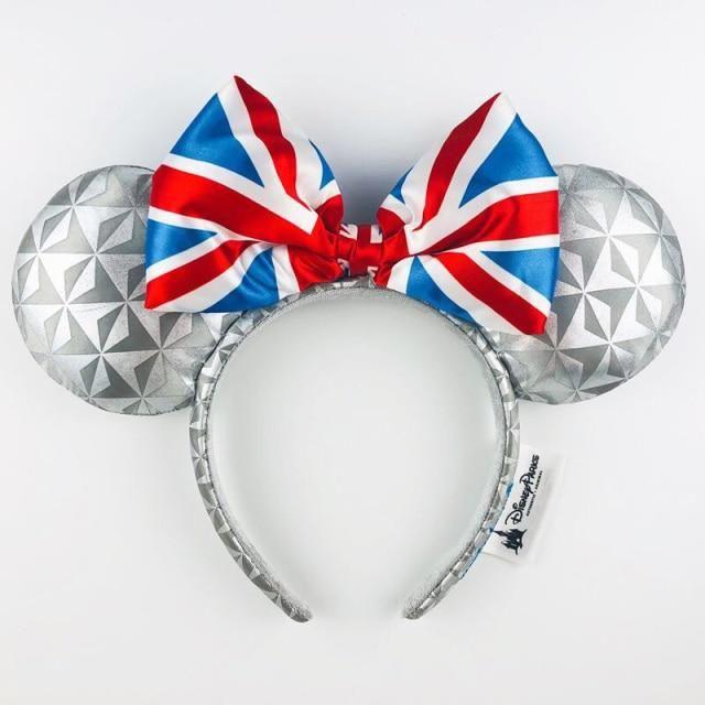 Photo of Disney Headband Minnie Ears For Women Mermaid Ariel Headdress Cartoon Anime Disneyland Mickey Mouse Bow Sequins Hair Hoop – T
