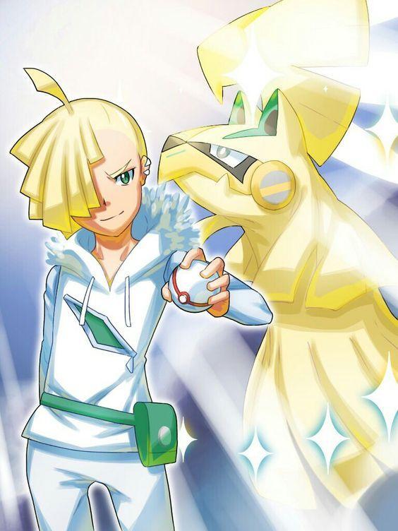Shiny gladion and silvally! :throw two pokeball: | Pokémon