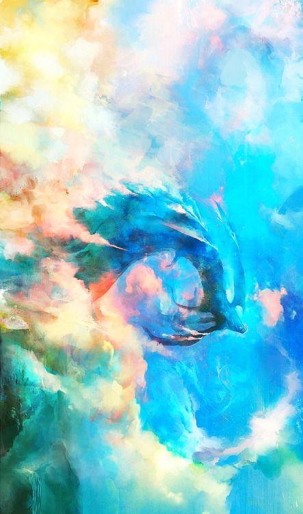 """translucentmind: """" Storm King // Aaron Nakahara """""""