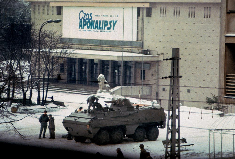 The Communist Regime In Poland In 10 Astonishing Pictures Article Culture Pl Warsaw Poland Poland History