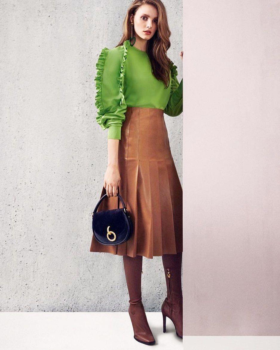 Moda Fashion Style Modafeminina Estilo O Look Love Lookdodia Tendencia Like Instagood Model Outfit Fashionblogger Follow Moda Saias Moda Fashion