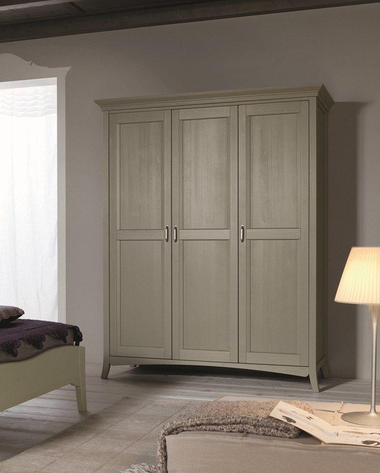 Wooden wardrobe ARCANDA | Wardrobe - Scandola Mobili | Storage ...