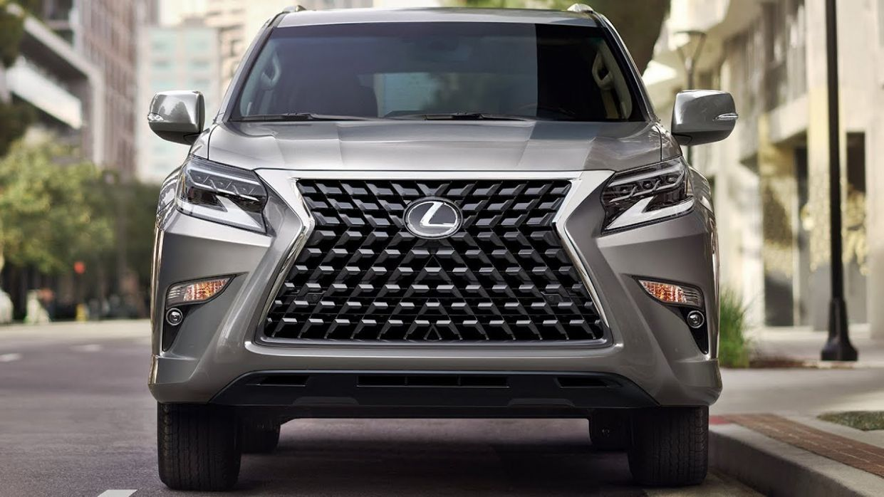 2021 Lexus Gx 460 Spy Photos Interior di 2020 Mobil
