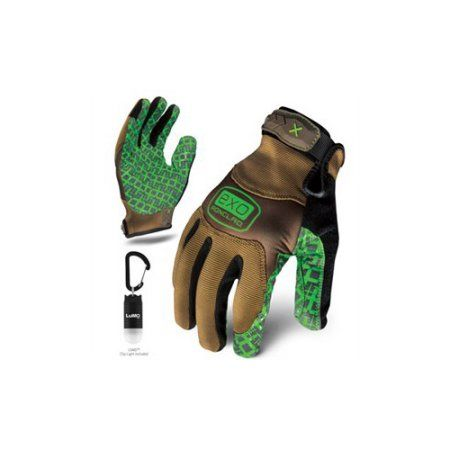 Ironclad Performance Wear EXO-PGG-03-M Medium Project Grip Gloves, Multicolor