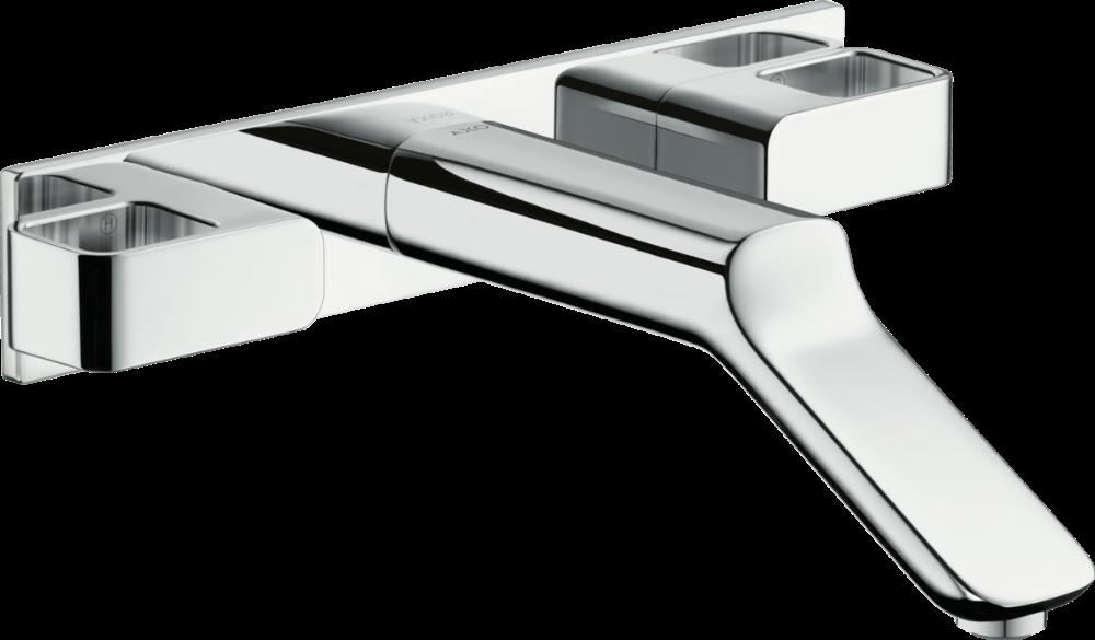AXOR Urquiola Washbasin faucets: chrome, Art. no. 11043001 | AXOR US