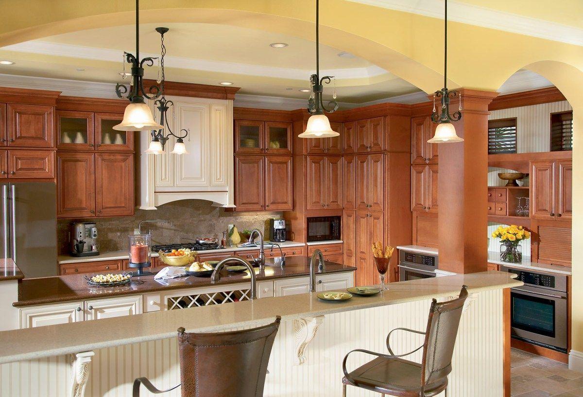 Timberlake Sierra Vista Maple Cognac Kitchen Cabinets Phoenix Dealer  Http://www.kitchenaz