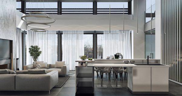 De juiste vloer voor een modern interieur ik woon fijn