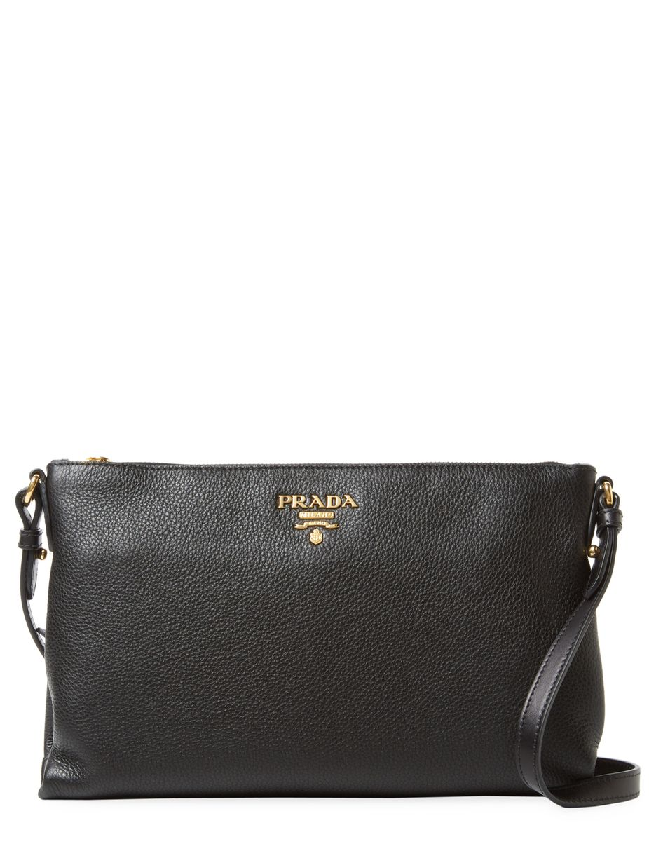 9096979d36 Prada Crossbody Leather Bag