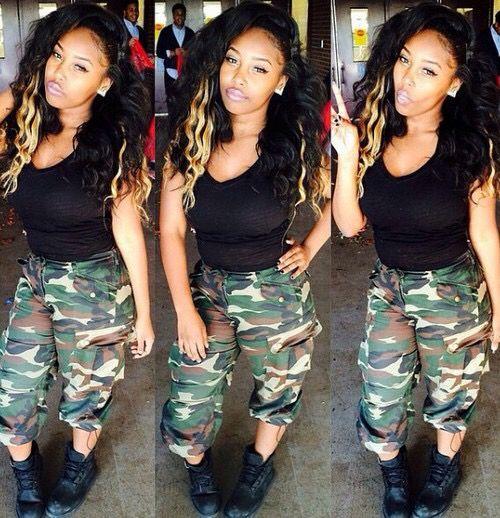 Black Dope Fashion Girl: Pin On Maliah's Style