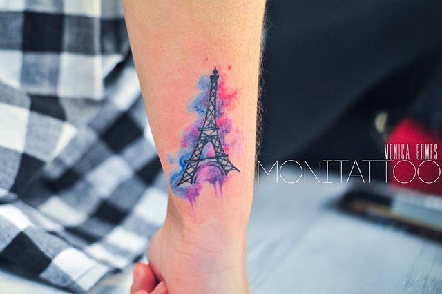 Pin for Later: 21 Tatouages Pour Tous les Amoureux de la France