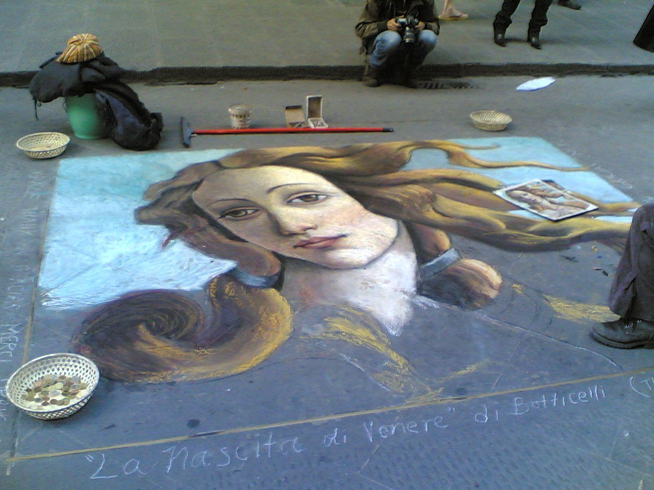Madonnari a Firenze