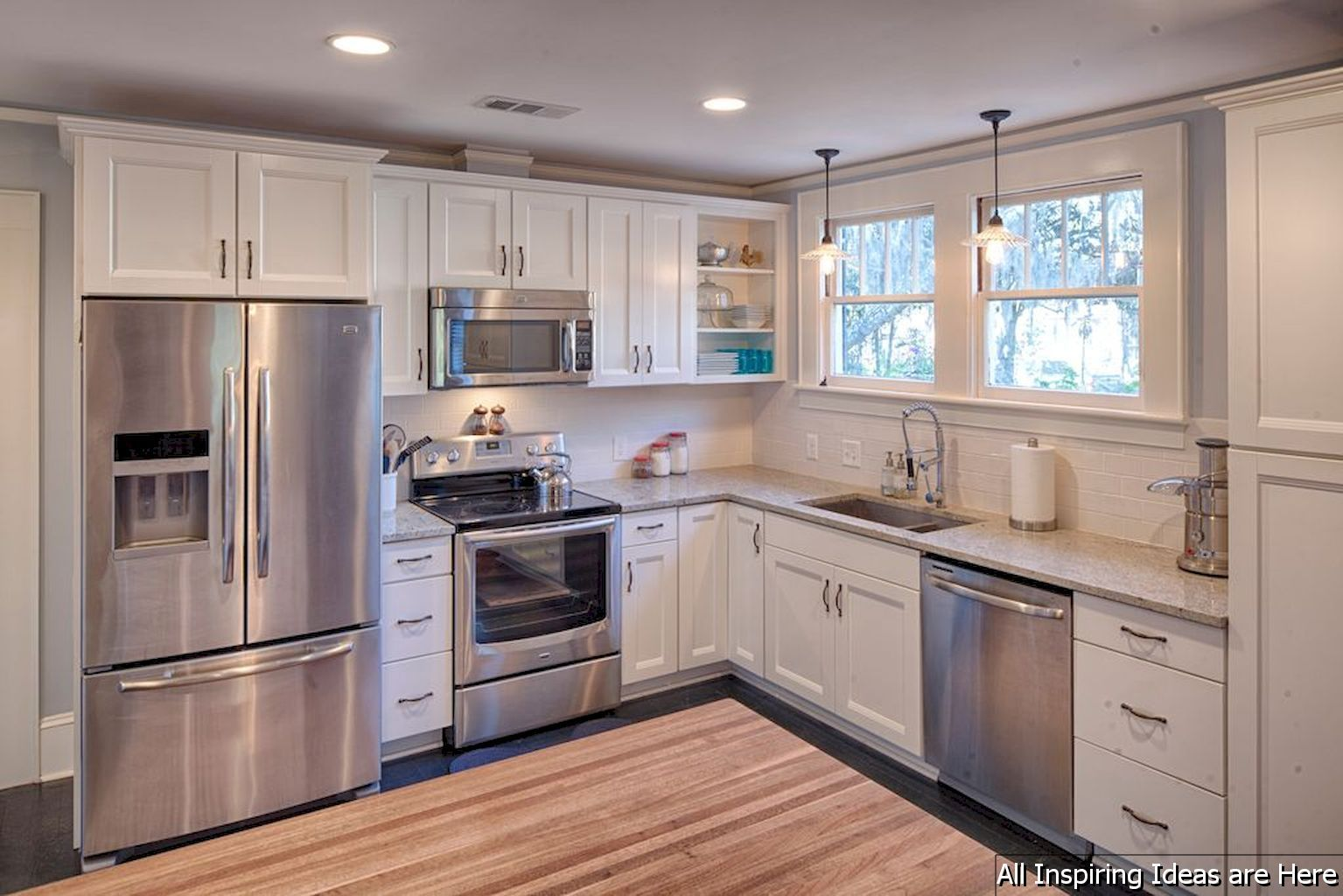 affordable kitchen remodel wood top island cheap small ideas 0020 updates