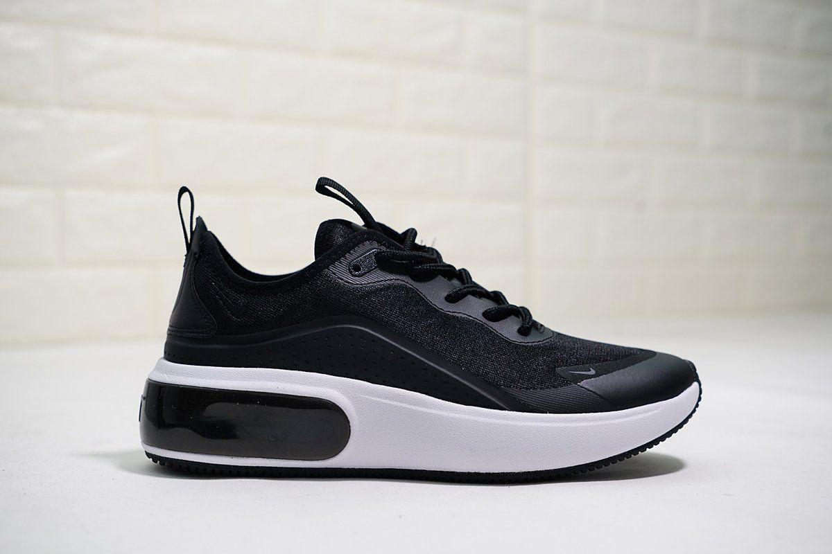 new york c54a2 b339d Women Nike air Max DIA SE Black White Dame for Sale