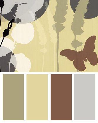 Organic Zen III Color Palette & Organic Zen III Color Palette | Color Palettes | Pinterest | Zen ...