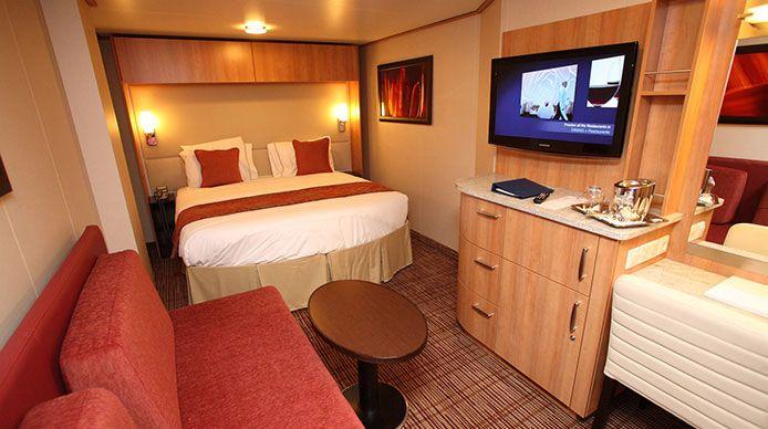Inside Stateroom Celebritysilhouette Celebrity Cruises