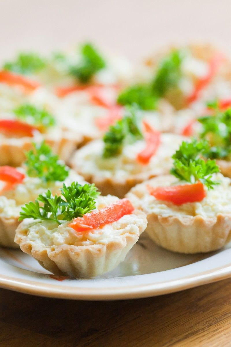 King Crab Appetizers Recipe made with Refrigerated Biscuit Dough