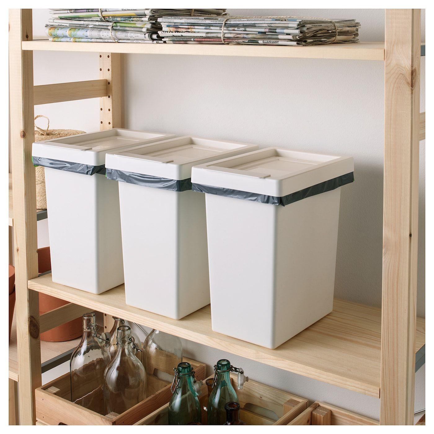 Per il brand svedese quello dei mobili contenitori per la camera da letto è un tema caldo. Ispiratore Accessori Interni Per Mobili Cucina Ikea Mulltrennung Ikea Mulltrennung