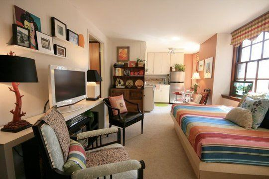 5 Smart Studio Apartment Layouts Therapy