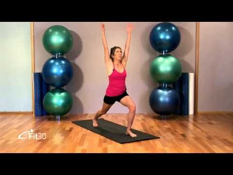 hatha yoga 30 minutes get yourself in the best shape of