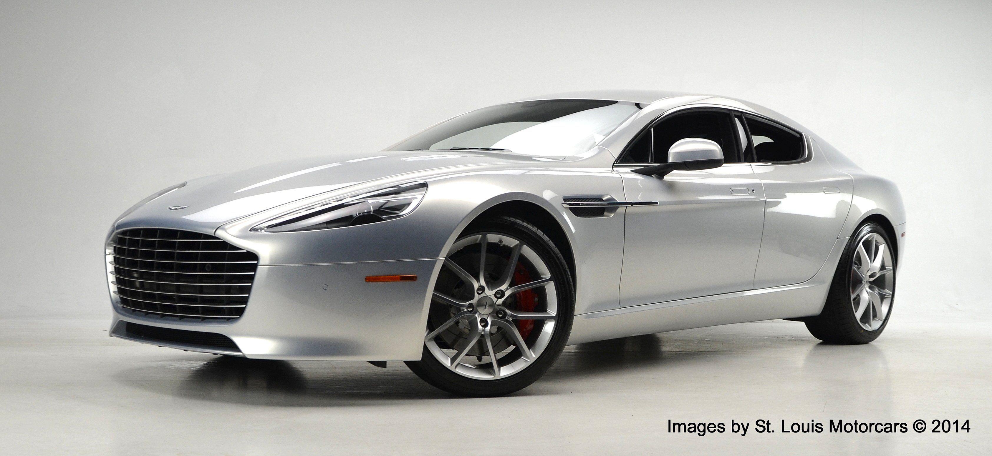 2014 Aston Martin Rapide S Lightningsilver Stlmotorcars Forsale Luxury Autos