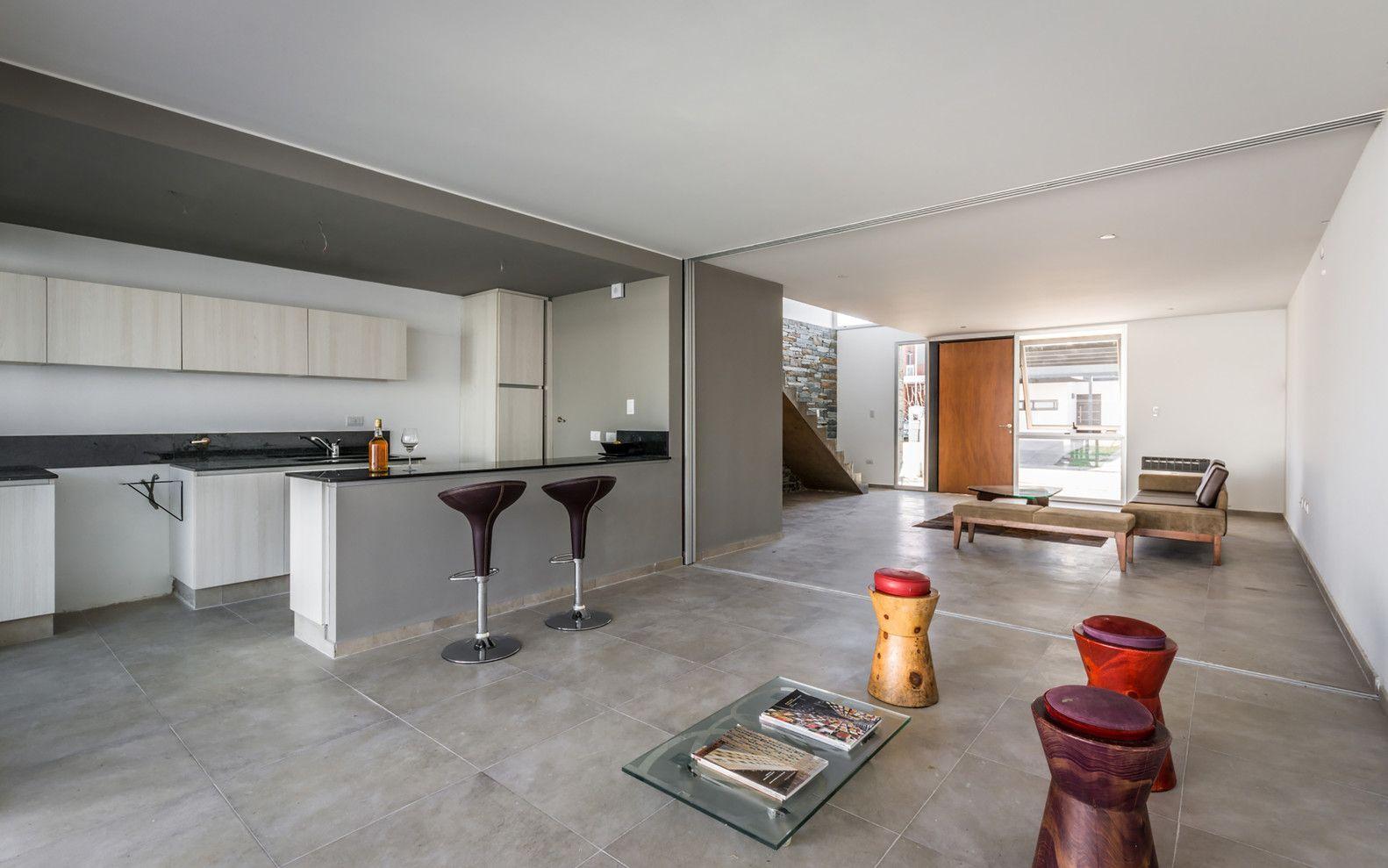 Galería Casas Adosadas Estudio A 3 8 Salas Living Room Living Room Designs House