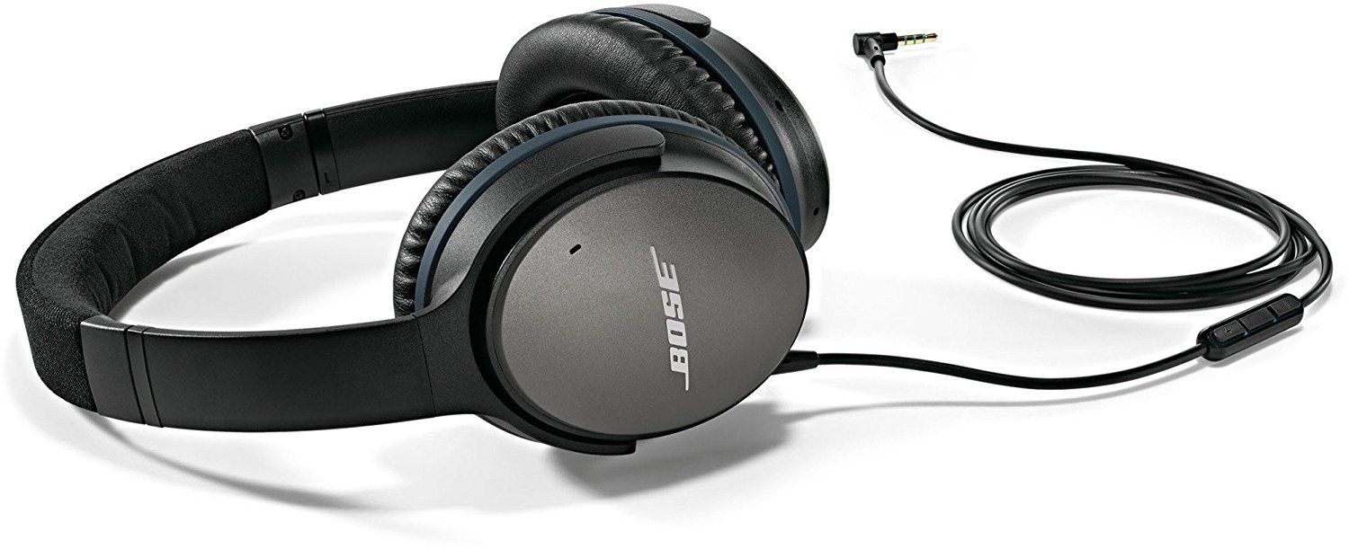 Bose Quietcomfort 25 Casque Circum Aural à Réduction Du Bruit Pas