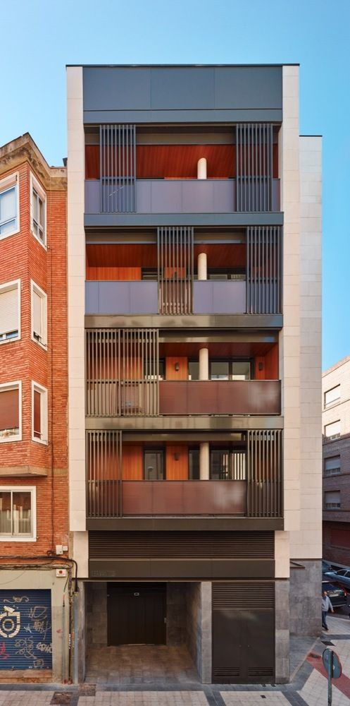 Gallery of Cervantes Building / Saiz+Rendueles Arquitectos - 8