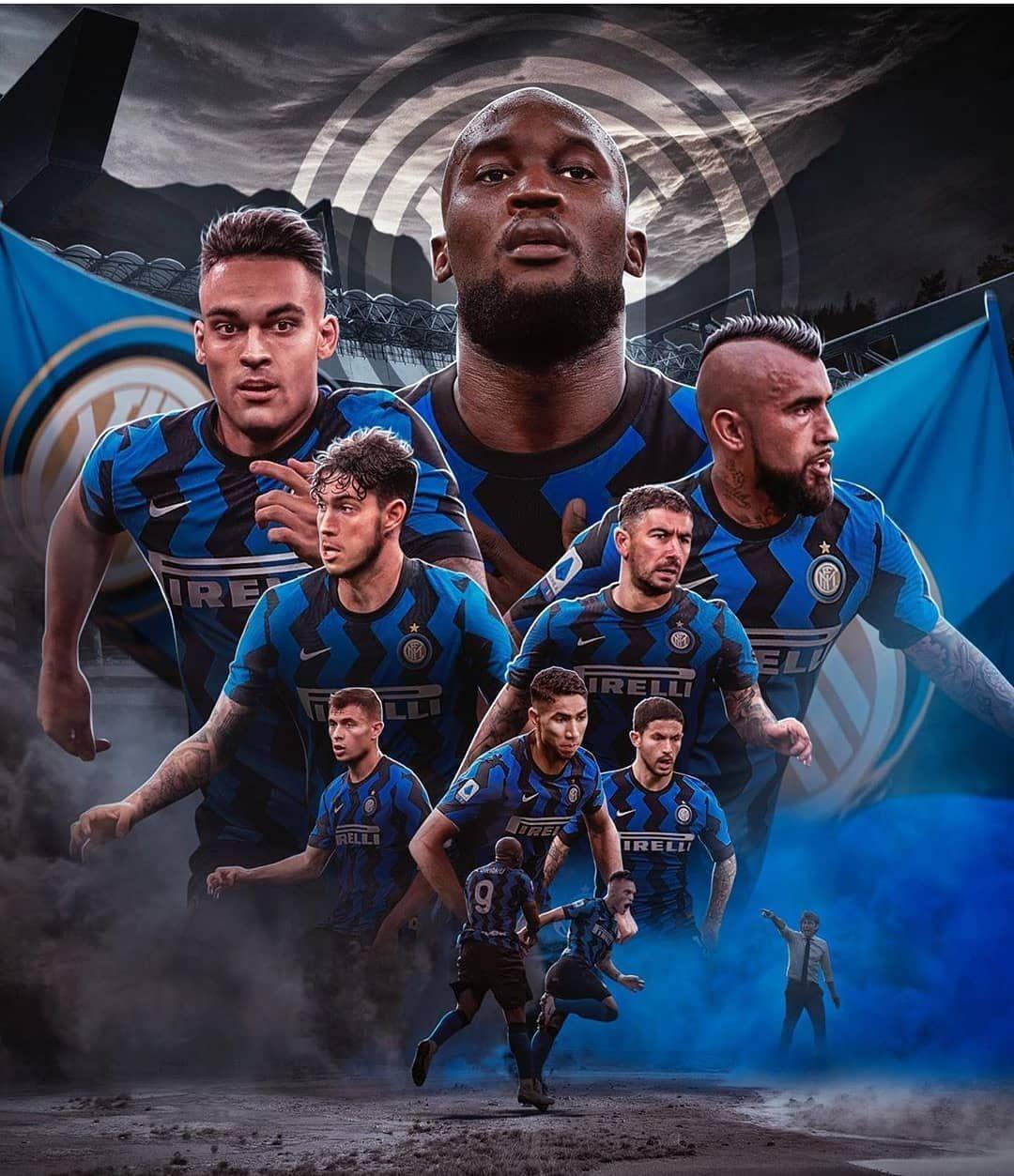 Jogo Bonito On Instagram Podra El Inter Ganar La Serie A 20 21 Inter De Milao Estadio Futebol Inter Club