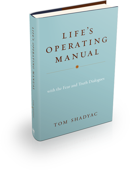 life s operating manual by tom shadyac bombshell book club for rh pinterest com life's operating manual tom shadyac pdf life's operating manual free pdf