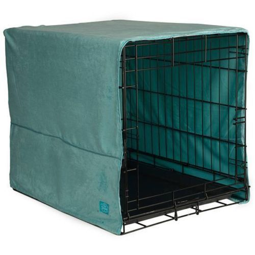 """36"""" Pet Dreams Plush Crate Cover ONLY Dog Pet Puppy Crateware Cover 4 Colors"""
