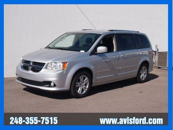 2011 Dodge Grand Caravan Crew 22000 Miles Dvd Player 19000 With Images Grand Caravan Family Suv Used Cars