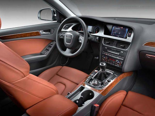 Auto Cars: Audi A4 Avant Interior Free Wallpapers | Auto Cars ...