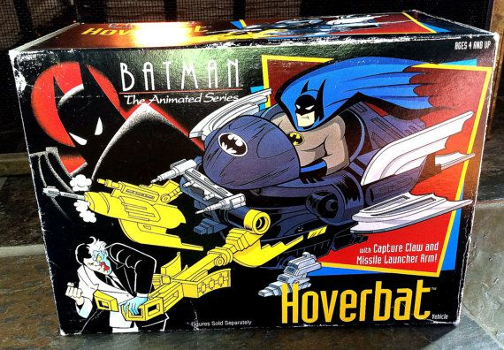Vintage Estate 1992 Batman The Animated Series by MADVintology