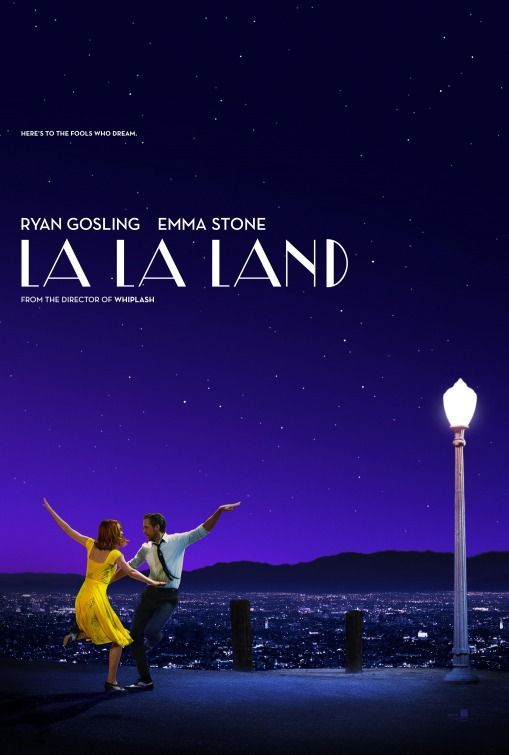 Great movie! Dancing, singing, love, jazz, Ryan Gosling and Emma Stone.  What more could you want?  Read our review.
