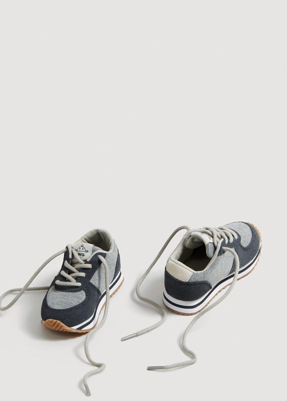 Buty Sportowe Wstawki Z Dwoiny Kobieta Mango Polska New Balance Sneaker Sneakers Shoes