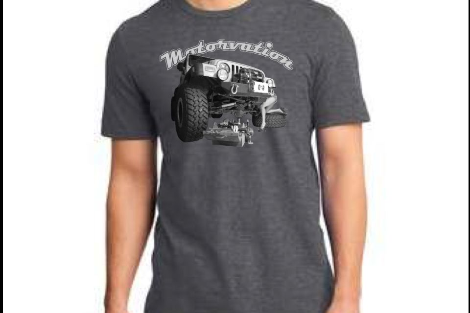 Motorvation's- Tech Support. $22.95+ S/H. Heathered Charcoal, M-XL, XXL +$2.50. Ring spun cotton/poly blend, top quality in comfort and long life.  More info. Motorvation4u@icloud.com