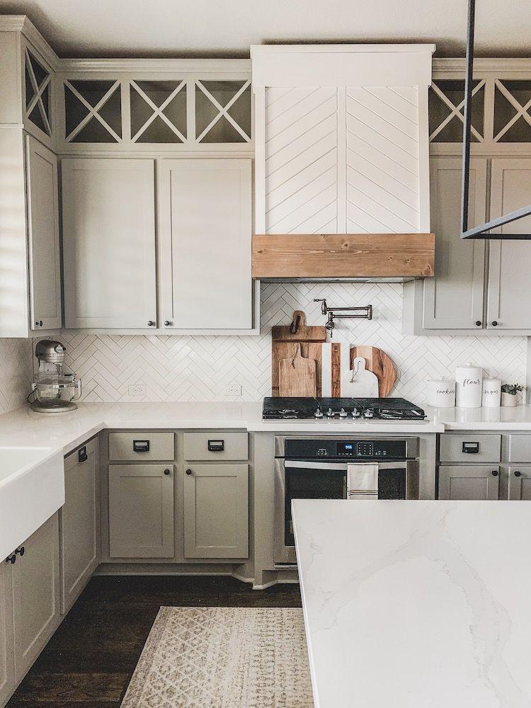 easy quartz countertops install for a modern farmhouse kitchen in 2020 quartz kitchen on farmhouse kitchen decor countertop id=56449