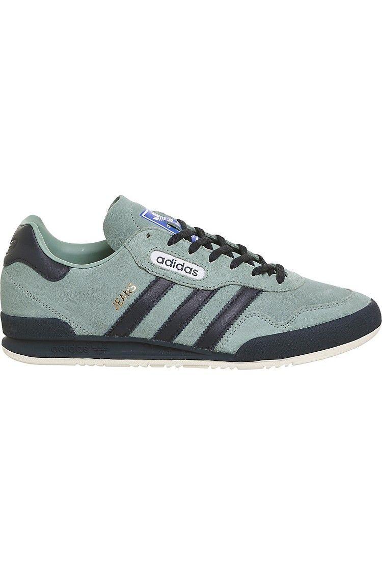 sale retailer 32a85 985d7 ADIDAS - Jeans Super suede trainers  Selfridges.com