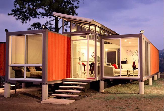 Maison container une construction économique et rapide