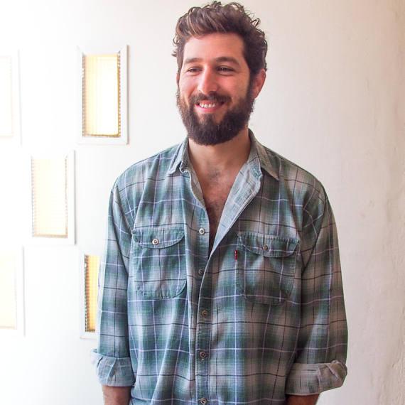 4baacbc96 Men's Lumberjack Shirt Plaid Button Up Worker Shirt, 90'S Grunge Flannel  Menswear