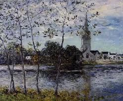 Maxime Maufra  The banks of the pond  Rosporden