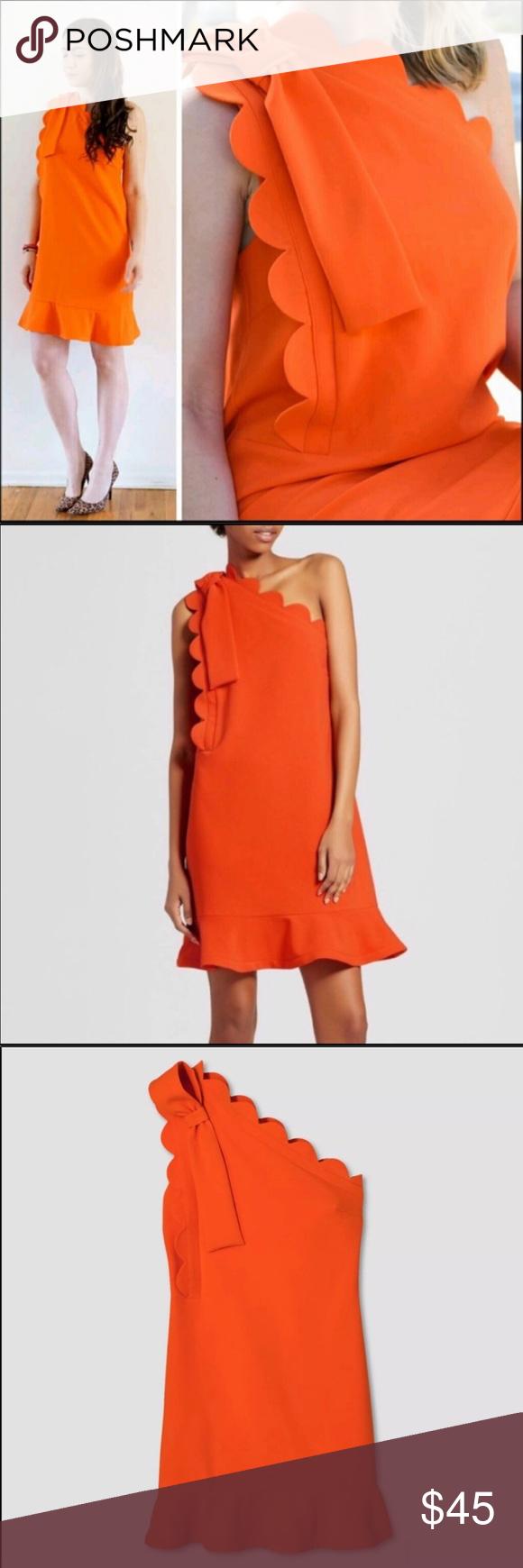 Hp Nwt Victoria Beckham X Target Orange Dress Victoria Beckham Target Victoria Beckham Orange Dress [ 1740 x 580 Pixel ]