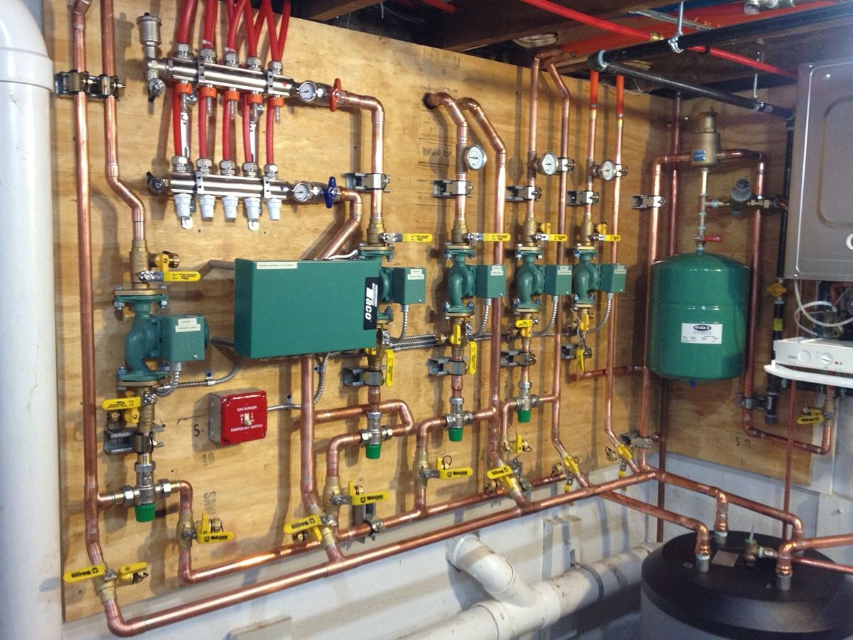 hight resolution of mixing valves switching relay and upside down manifold