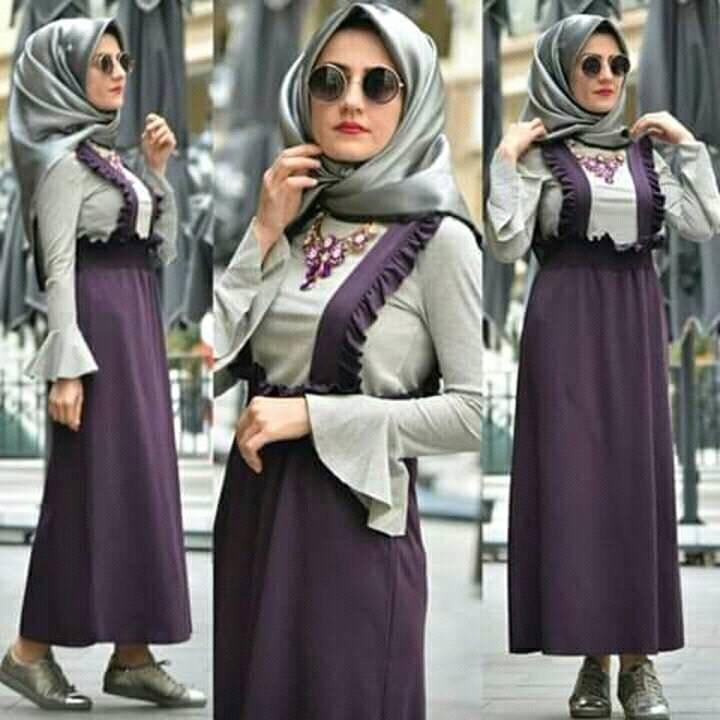 فساتين بنات مراهقات ناعمة طويلة 2020 ازياء للبنات Hijab Fashion Fashion Women