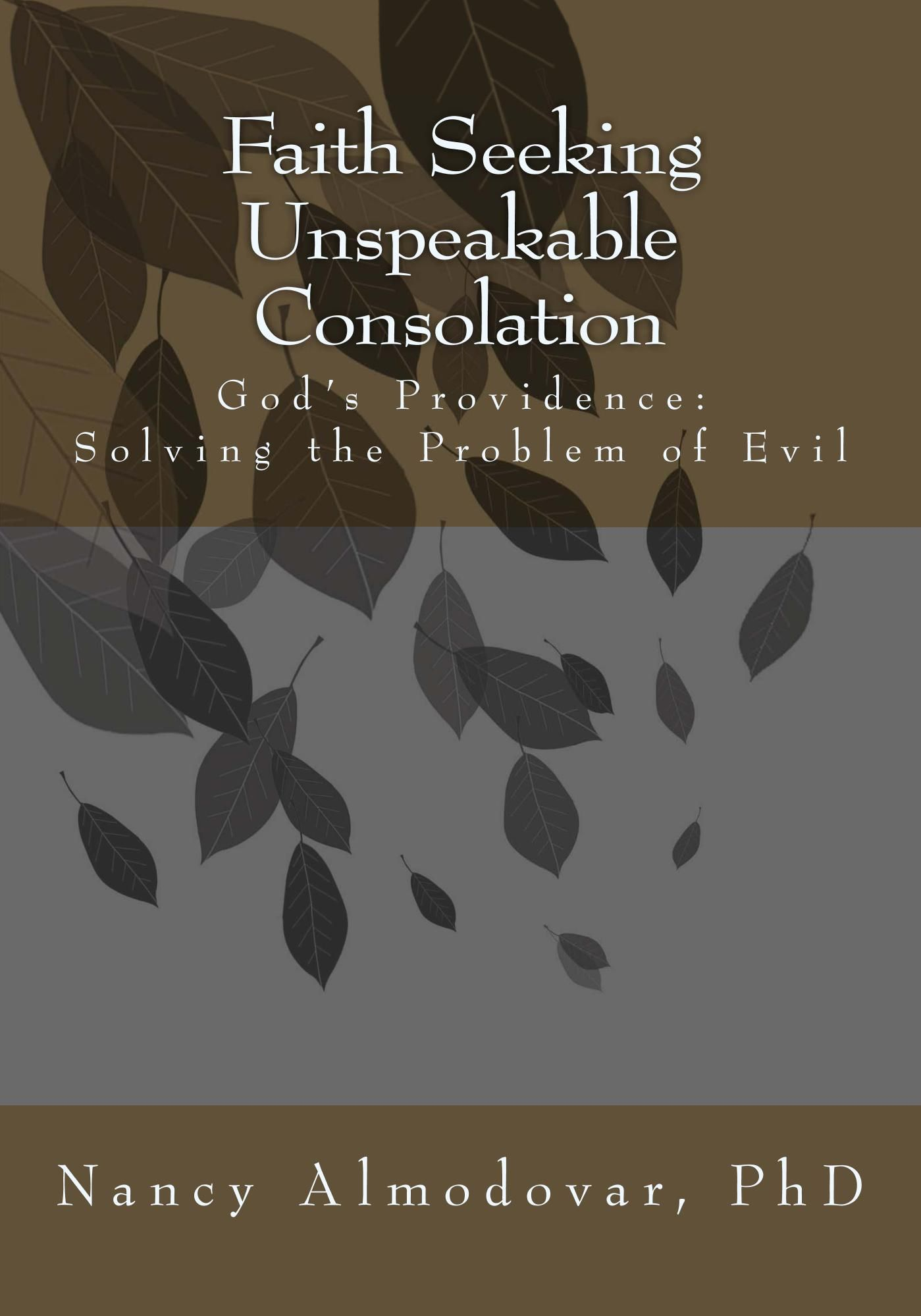 Book Cover Of My Doctoral Dissertation Available At Amazon And Barne Noble Kindle Free Problem Evil To